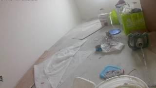 видео подготовка стен под покраску порядок