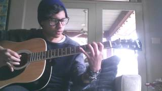 Say goodnight acoustic cover