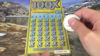 $600 IN 100X THE MONEY SCRATCHERS ENTIRE ROLL!! $20 California Lottery Scratcher GROUP BUY | Miriam Murray