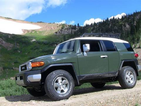 2010 toyota fj cruiser first look review youtube. Black Bedroom Furniture Sets. Home Design Ideas
