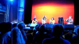 Capoeira with Rafiki Jazz  & Mim Suleiman at the Hobart City Hall