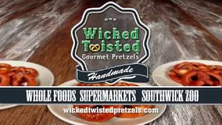 WICKED TWISTED PRETZELS 30