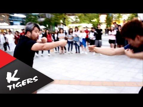 JJCC x K-Tigers [Where you at 어디야] Taekwondo ver.