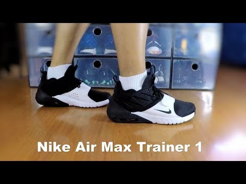 Nike Air Max Trainer 1 On Feet YouTube