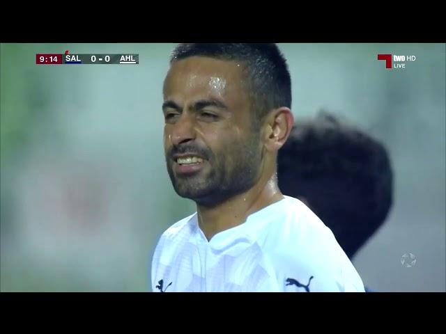مباراة / السيلية 0 - 0 الأهلي