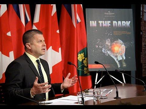 In the Dark  press conference / Dans le noir conférence de presse