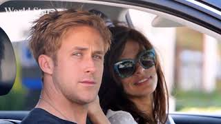 Ryan Gosling & Eva Mendes Daughters 2018 | Esmeralda Amada Gosling & Amada Lee Gosling -  World Star