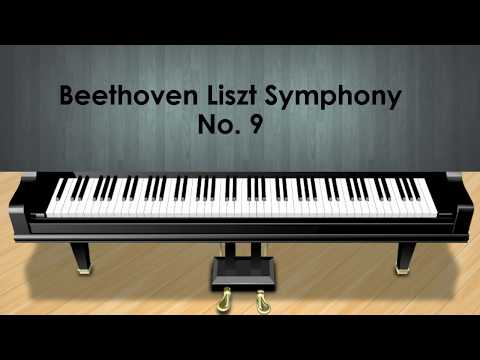 Beethoven Liszt 9th Symphony 1st mvt. - The Piano Story