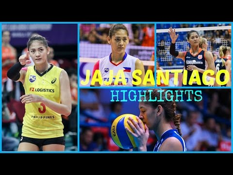 JAJA SANTIAGO HIGHLIGHTS (International Games) Pt.1