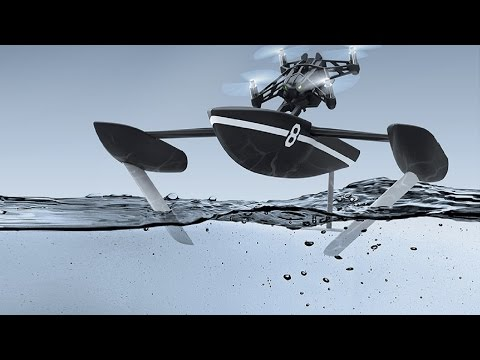 Parrot Minidrones - Hydrofoil
