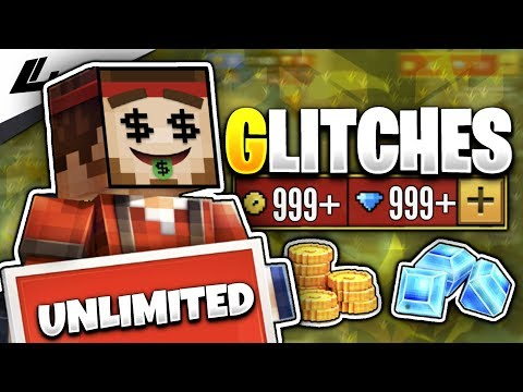 GLITCHES IN PIXEL GUN 3D (FREE GEMS) [16.6.1]