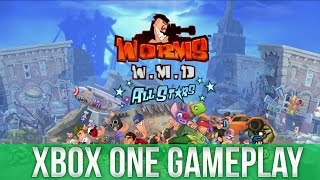 Video Worms WMD (Xbox ID) - (Xbox One/PS4/PC) Gameplay 2017 download MP3, 3GP, MP4, WEBM, AVI, FLV September 2017