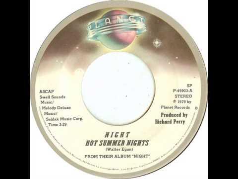 Night - Hot Summer Nights (1979)