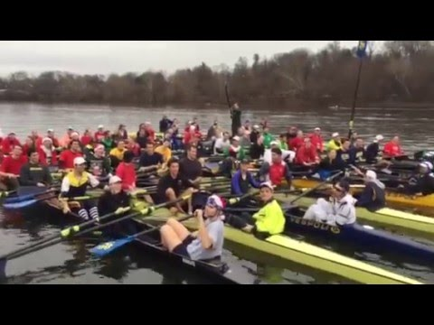 Drexel Rowing Winter Song 2015