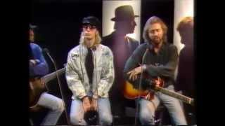 Watch Bee Gees Words And Music video