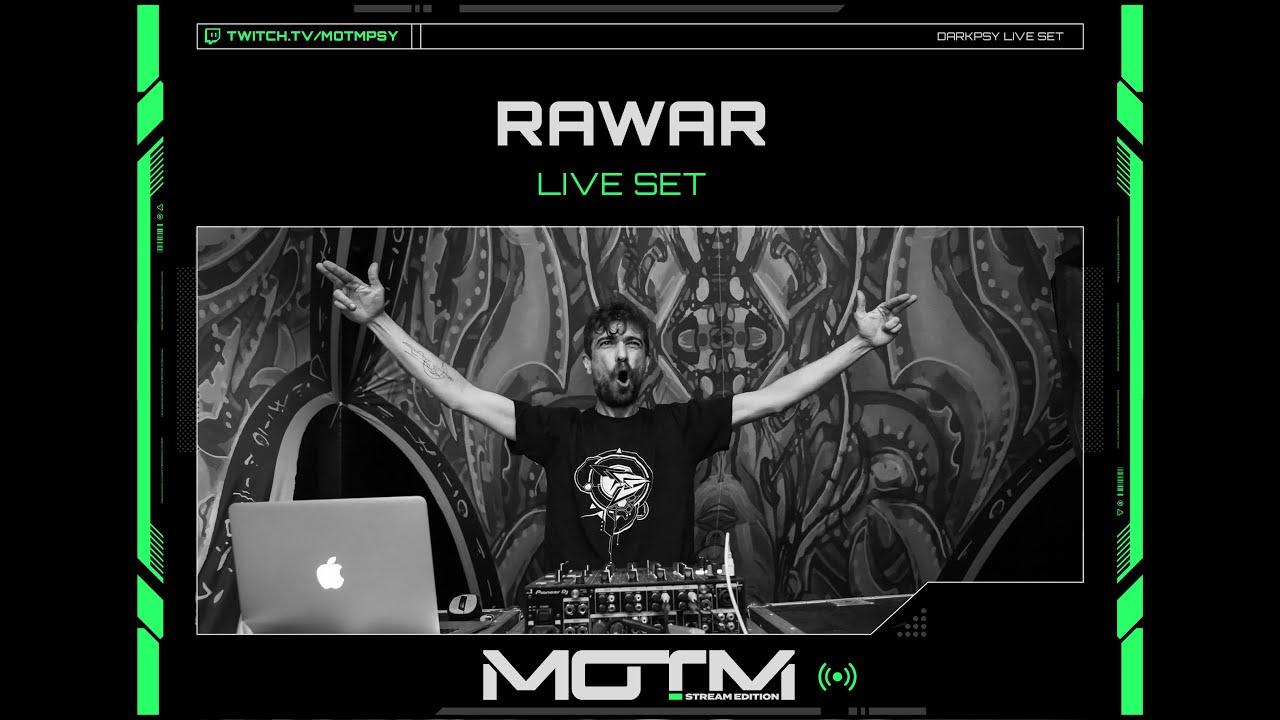 Download RAWAR LIVE SET 2020