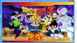 DomenicoPace99 Gameplay Dragon Ball Z Mugen Edition 2013