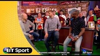 George Kruis on the LV Cup, Saracens, weight & Paul O'Connell | Rugby Tonight