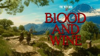 The Witcher 3: Blood and Wine Trailer ( Fan Made) Without VHS effect.