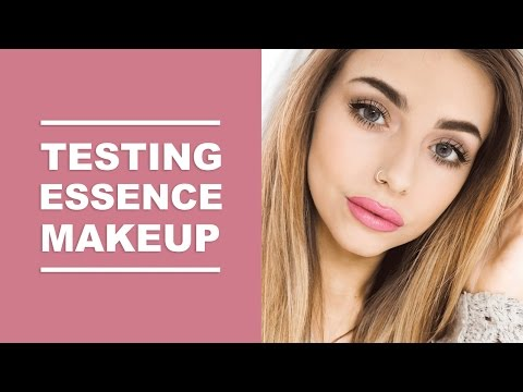TESTING ESSENCE MAKEUP / FULL FACE I COCOCHIC