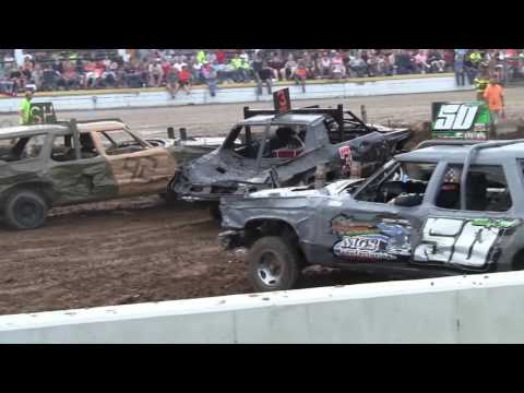 Bash For Cash 2016 OLD IRON MOD Part 1 Heats
