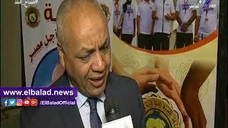 مصطفى بكري: جميع القبائل العربية تدعم ترشح الرئيس السيسي .. فيديو