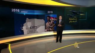 تطور المشهد العسكري في عاصفة الحزم