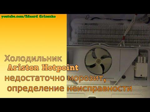 устройство холодильника Hotpoint Ariston HBM 1201 4F