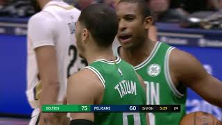 Boston Celtics vs New Orleans Pelicans : November 26, 2018