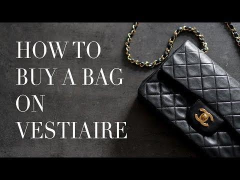 Buying A Designer Handbag On Vestiaire I Chanel Unboxing