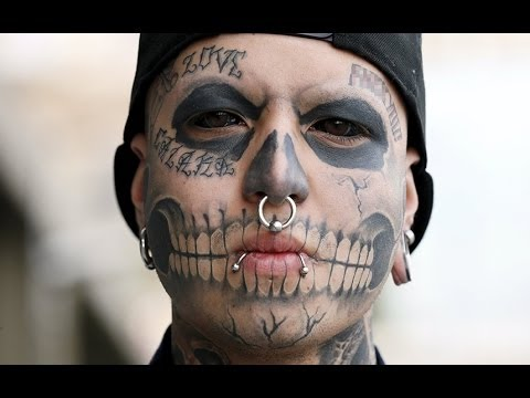National Geographic -   Marked : Russian Prison Tattoo - Doc