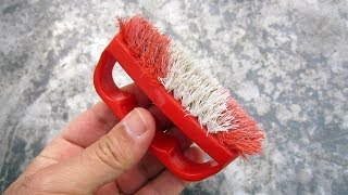 Do Not Throw Away Your Old Brush! Recycle Them!