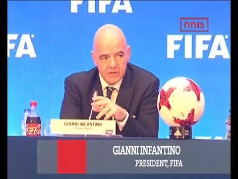 We Hope That Tomorrow India Breaches The 1.2 Million Threshold- FIFA President