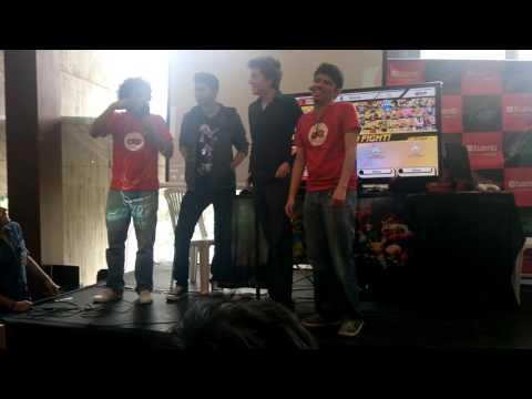 Grand Final Torneo Smash Wii U ( Quito Game Show)