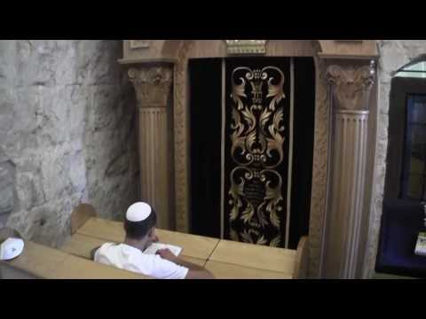 A Video Tour to the Tomb of King David in Jerusalem