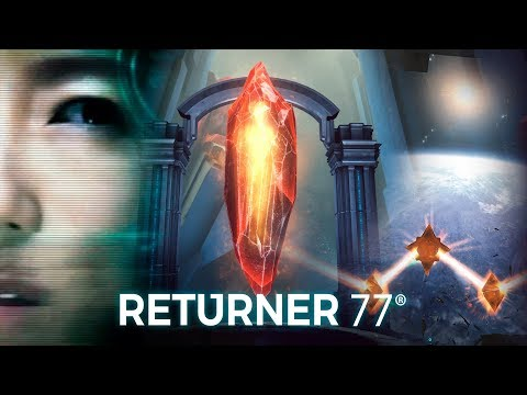 RETURNER 77  Announcement  iOS  A Space Mystery Puzzle Game