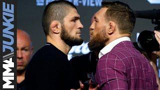MMAjunkie Radio Fight Breakdown: Khabib Nurmagomedov vs. Conor McGregor at UFC 229