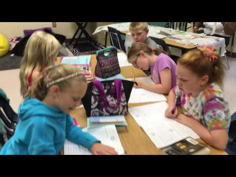 STEM Day At River Eves Elementary School