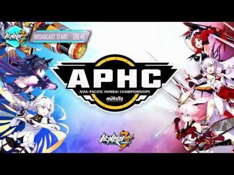 Asia Pacific Honkai Championships Grand Final Day 1