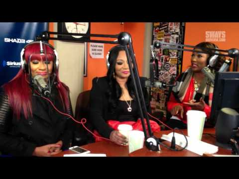 SWV Reveals Which One of their Hits They Didn't Like on Sway in the Morning