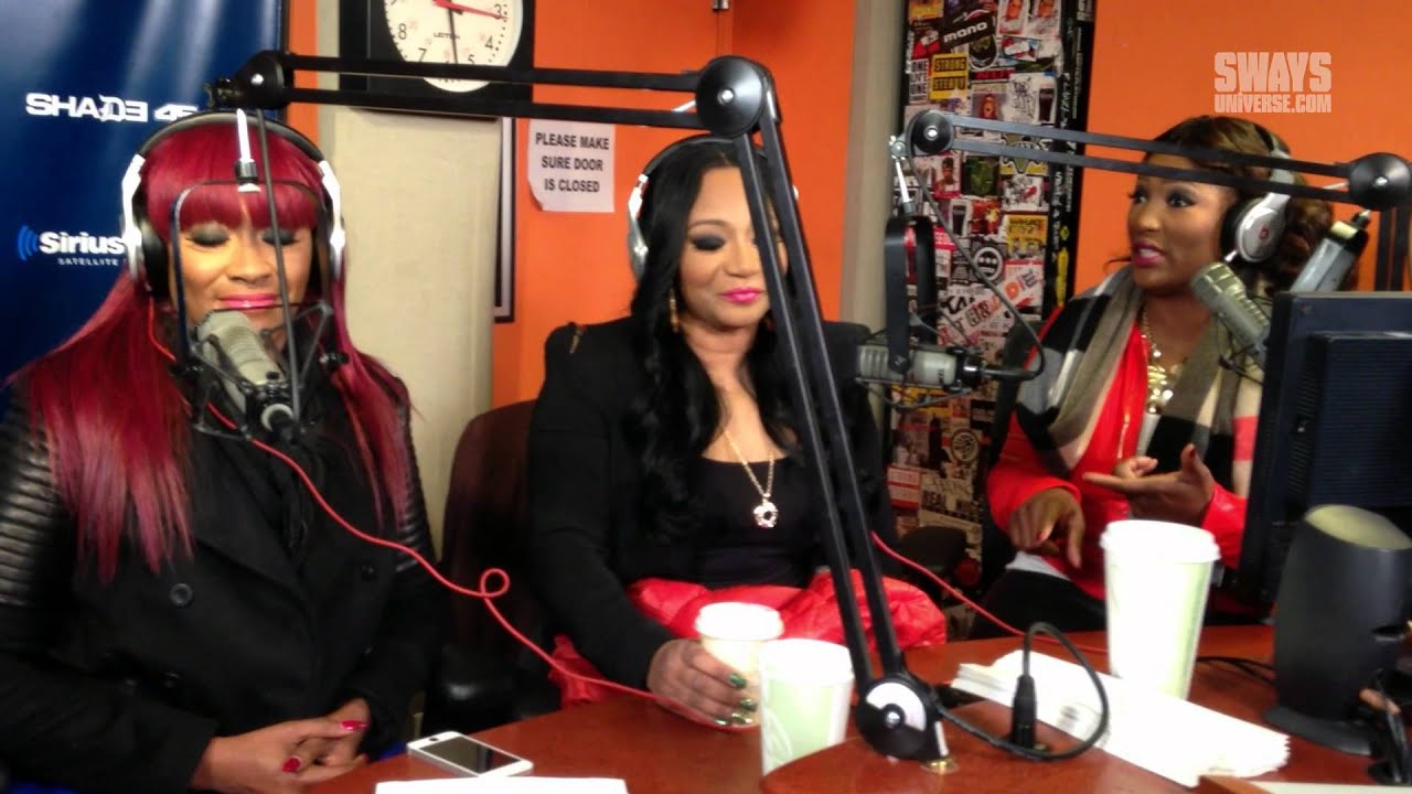 SWV Reveals Which One of their Hits They Didn't Like on ...