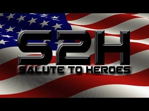 Salute to Heroes Presents:  Saving Private K9 with R. Lee Ermey