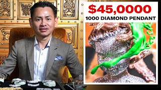 Download Expert Jeweler Johnny Dang Shows Off His Insane Jewelry Inventory | GQ Mp3 and Videos