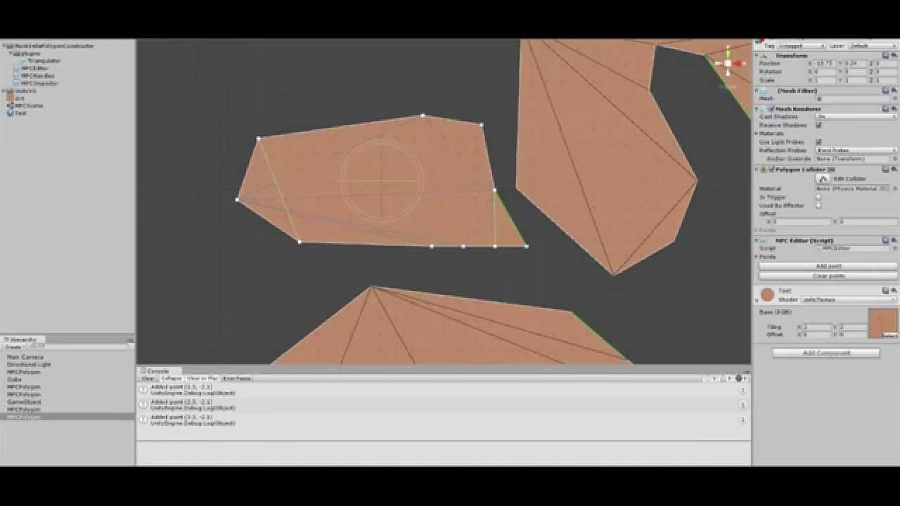 In-game 2d polygon level creator? - Unity Forum