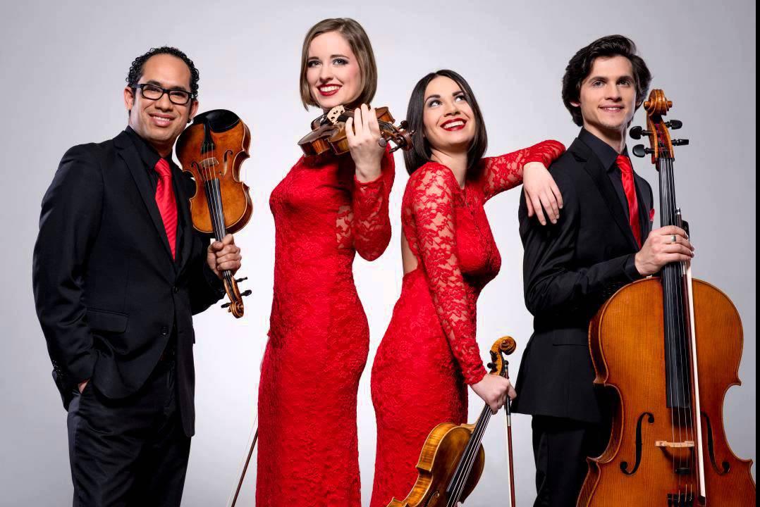 Berlin String Quartet - Libertango (A Piazzolla)