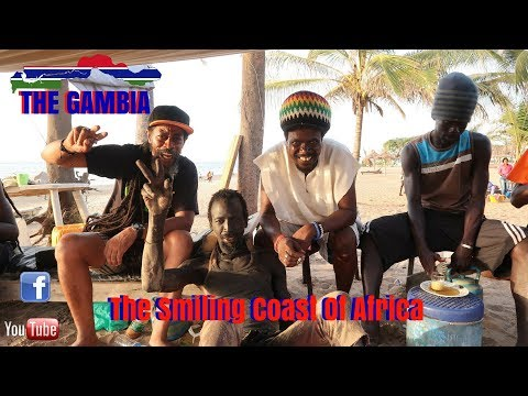 COAR VLOG #27 - Chronicles Of A Rastaman - The Gambia Experience [The Smiling Coast Of Africa]
