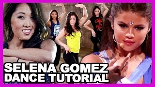 "Selena Gomez ""Come and Get It"" Performance Dance Tutorial - Clevver Breakdown"