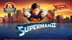 Superman 2 Online Slot from Playtech