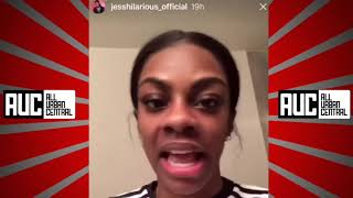 Comedian Steve Brown Claps Back At Jess Hilarious After Stand Up Altercation