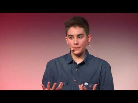 La binarité, c'est pas mon genre | Antonin Le Mée | TEDxRennes